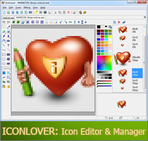 professional icon editor