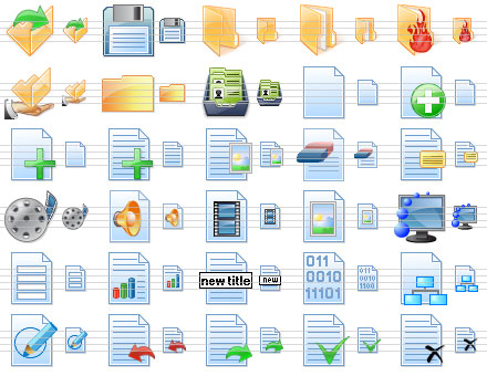 Document and File Icons