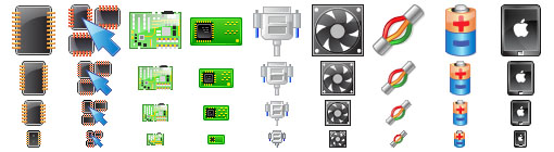 Hardware Icons