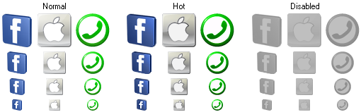 Web 20 icon set for developers web 20 icon examples sciox Choice Image